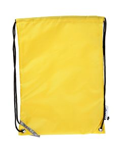 Nailonkassi, koko 31x44 cm, keltainen, 1 kpl