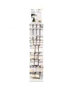 Häälajitelma, Kork. 1700 mm, Lev: 400 mm, värilajitelma, 310 my/ 1 pkk