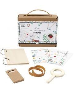 Luonnontutkijan laukku, 1 set
