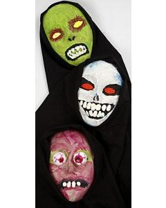 Hurjat naamiot