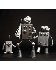 Robottien maailma
