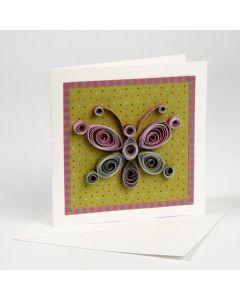Paperifiligraania kortissa