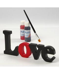 Rakkaus maalissaan