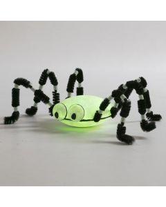 Iso hohtohämähäkki - voi kauheeta!
