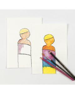 Akvarellikynät