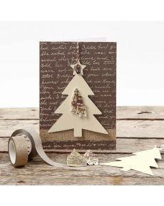 Vivi Gade joulukortti (oslo -sarja)