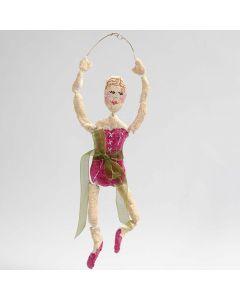Balleriina paperimassasta