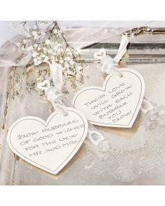 Sydämellä koristeltu saippuakuplaputki