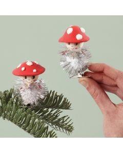 Pom-pom sieniä