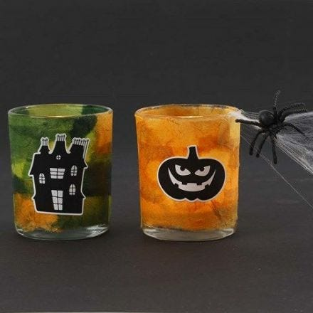 Halloween aiheiset tukkulasit