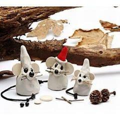 Jouluhenkiset hiiret