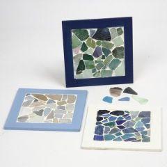 Mosaiikkia kollaasikehyksessä