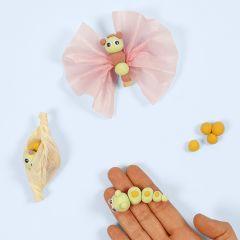 Muotoile perhosen elämänkaari Silk Clay:sta