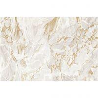 Kontaktimuovi, marmori, Lev: 45 cm, ruskea, 2 m/ 1 rll