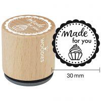 Puuleimasin, made for you, Kork. 35 mm, halk. 30 mm, 1 kpl