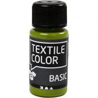 Textile Color, kiivinvihr., 50 ml/ 1 pll