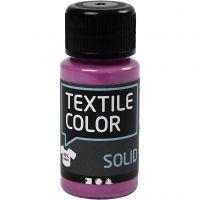 Textile Color Solid, peittävä, fuchsia, 50 ml/ 1 pll
