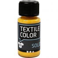 Textile Color Solid, peittävä, keltainen, 50 ml/ 1 pll