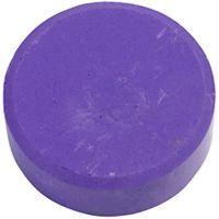 Vesivärinapit, Kork. 19 mm, halk. 57 mm, violetti, 6 kpl/ 1 pkk
