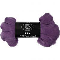 Villa, paksuus 21 my, violet, 100 g/ 1 pkk