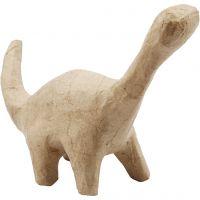 Pahvisaurus, Kork. 12,5 cm, Pit. 15,5 cm, Lev: 5,5 cm, 1 kpl