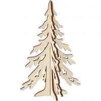 Kuusipuu, Kork. 20 cm, Lev: 13 cm, 1 kpl