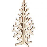 Kuusipuu, Kork. 20 cm, Lev: 12 cm, 1 kpl
