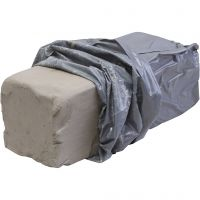 Valkoinen kivisavi, 10 kg/ 1 pkk