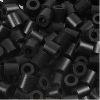 Nabbi- putkihelmet, koko 5x5 mm, aukon koko 2,5 mm, medium, musta (32220), 6000 kpl/ 1 pkk