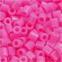 Nabbi- putkihelmet, koko 5x5 mm, aukon koko 2,5 mm, medium, rosa (32222), 6000 kpl/ 1 pkk