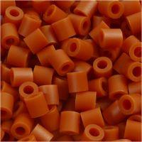 Nabbi- putkihelmet, koko 5x5 mm, aukon koko 2,5 mm, medium, punaruskea (32254), 1100 kpl/ 1 pkk