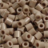 Nabbi- putkihelmet, koko 5x5 mm, aukon koko 2,5 mm, medium, beige (32248), 6000 kpl/ 1 pkk