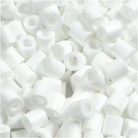 Nabbi- putkihelmet, koko 5x5 mm, aukon koko 2,5 mm, medium, valkoinen (32221), 1100 kpl/ 1 pkk