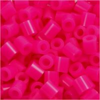 Nabbi- putkihelmet, koko 5x5 mm, aukon koko 2,5 mm, medium, kirsikka (32258), 1100 kpl/ 1 pkk