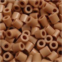 Nabbi- putkihelmet, koko 5x5 mm, aukon koko 2,5 mm, medium, vaaleanrusk. (32260), 6000 kpl/ 1 pkk