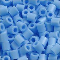 Nabbi- putkihelmet, koko 5x5 mm, aukon koko 2,5 mm, medium, sin.pastelli (32224), 6000 kpl/ 1 pkk