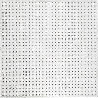Putkihelmialusta, iso neliö, koko 14,5x14,5 cm, 10 kpl/ 1 pkk