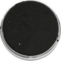 Kasvoväri, musta, 3,5 ml/ 1 pkk