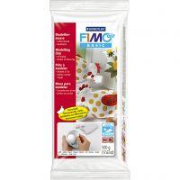 FIMO® Air , valkoinen, 500 g/ 1 pkk