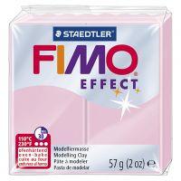 FIMO® Effect, vaaleanpinkki, 57 g/ 1 pkk
