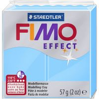 FIMO® Effect, neonsininen, 57 g/ 1 pkk
