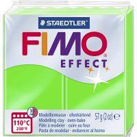 FIMO® Effect, neonvihreä, 57 g/ 1 pkk