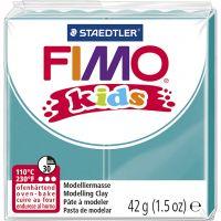 FIMO® Kids Clay , turkoosi, 42 g/ 1 pkk