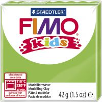 FIMO® Kids Clay , vaaleanvihreä, 42 g/ 1 pkk