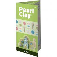 Pearl Clay® silkkimassaesite, 1 kpl