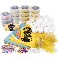 Silk Clay materiaalisetti, 1 set
