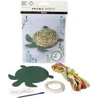 Mini-luova pakkaus, Kilpikonna, 1 set
