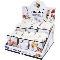 Myyntilaatikko mini-luovat pakkaukset, 60 set/ 1 pkk