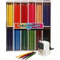 Colortime-värikynät, kärki 5 mm, värilajitelma, 1 set