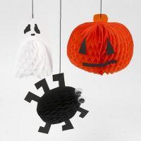 Ripustettavat halloween-kennopaperihyytävyydet
